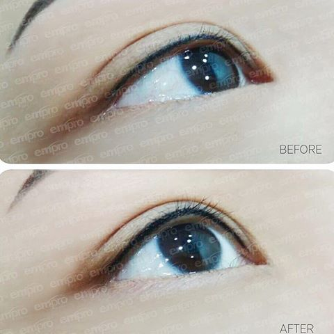 Sulam Eyeliner: Solusi untuk Mata Kecil