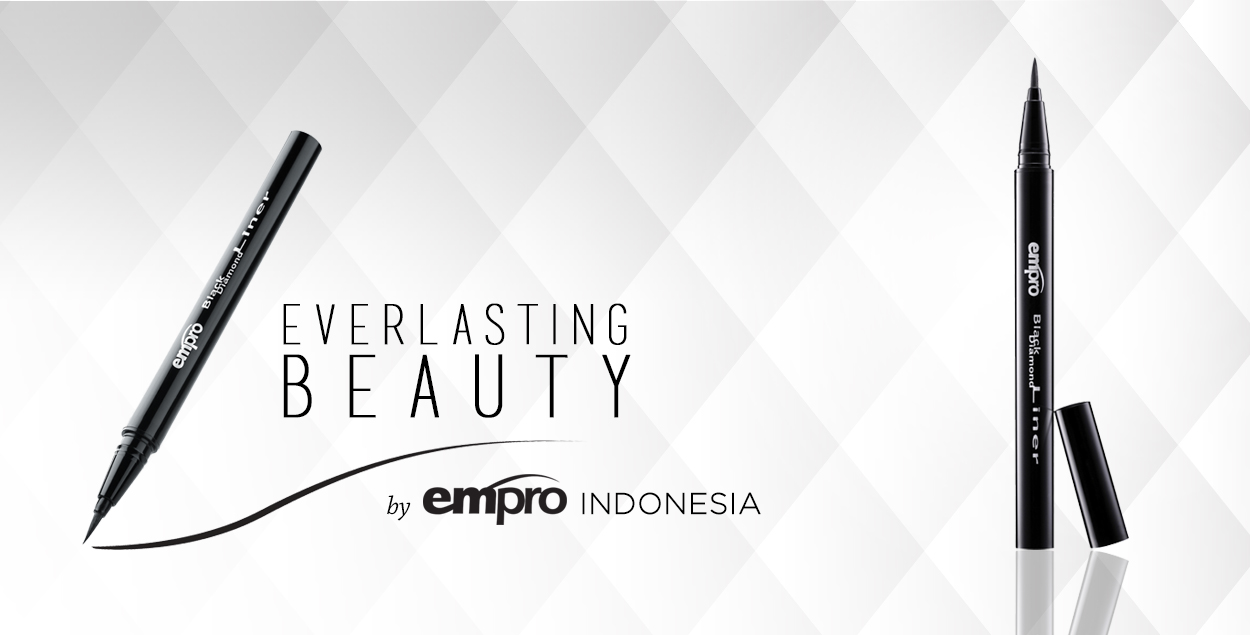 Empro Indonesia - Black Diamond Liner
